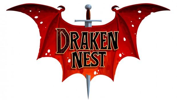 Draken Nest Logo - Avonturenpark Hellendoorn