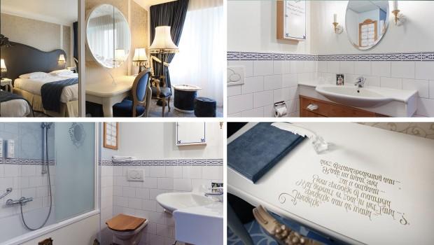 Efteling Hotel Komfortzimmer Details