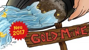 Gold Mine Schwaben-Park Ankündigung