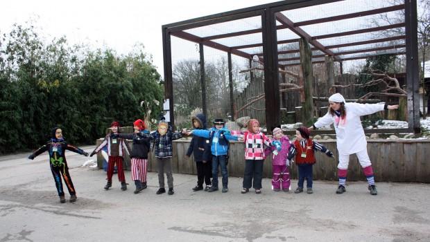 Heidelberger Zoo Faschingsferien