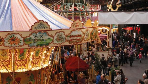 Historischer Jahrmarkt Bochum - Karussell