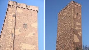 KRÄNAN Hansa Park Turm Thematisierung