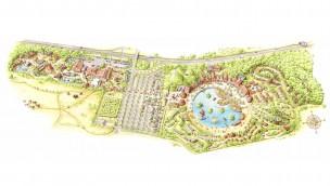 """""""Erdbeerland"""" entsteht für rund 100 Millionen Euro: Karls baut Erlebnis-Resort bei Berlin"""
