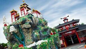 """LEGOLAND Deutschland öffnet """"LEGO Ninjago World"""" zum Start der Jubiläums-Saison 2017"""