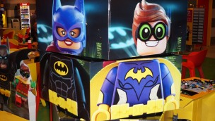 """LEGO Batman""-Eventwochen im LEGOLAND Discovery Centre Oberhausen gestartet"
