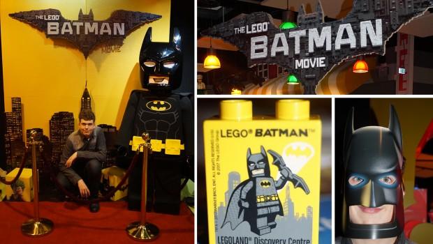 LEGOLAND Discovery Centre Oberhausen Batman-Wochen 2017
