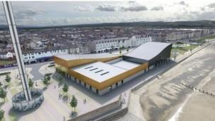Neuer Wasserpark in Wales entsteht für 15 Millionen Pfund: Eröffnung in Rhyl für 2019 geplant