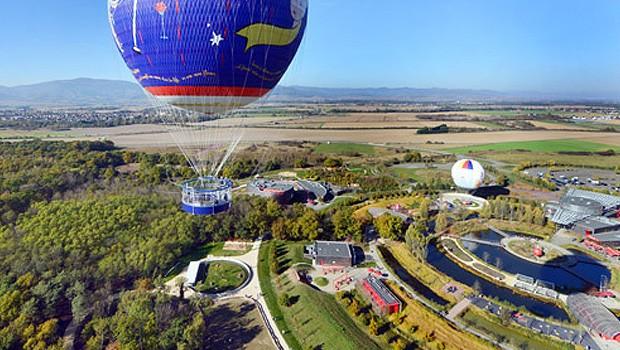 Parc du Petit Prince Fesselballon