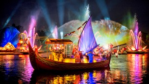 """Abend-Spektakel """"Rivers of Light"""" in Disney's Animal Kingdom feiert am 17. Februar 2017 Debüt"""