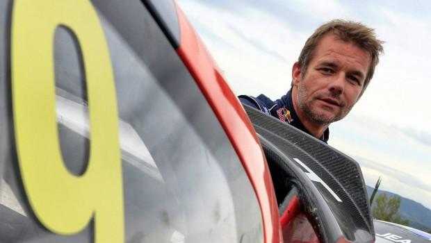 Sebastien Loeb - Rallye - Twitter