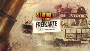 Serengeti-Park Gutschein 2019 zum Ausdrucken: Freikarte für Kinder als Download