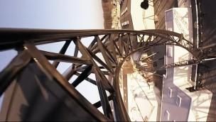 """So fährt """"Star Trek: Operation Enterprise"""": Erste OnRide-Eindrücke der neuen Achterbahn 2017 im Movie Park Germany!"""