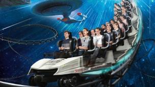 """""""Federation Plaza"""" entsteht im Movie Park Germany: Story und Themenbereich für Star Trek-Achterbahn enthüllt"""