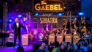 Tom Gäbel singt Sinatra - Europa-Park Dome