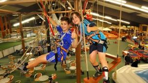 Trampolino Hilden günstiger besuchen: Tickets für Kinderspielpark mit 50% Rabatt erhältlich