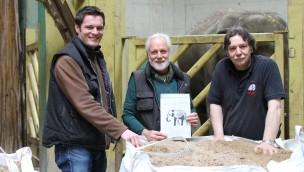 Zoo Osnabrück Elefanten Wellness Erweiterung 2017