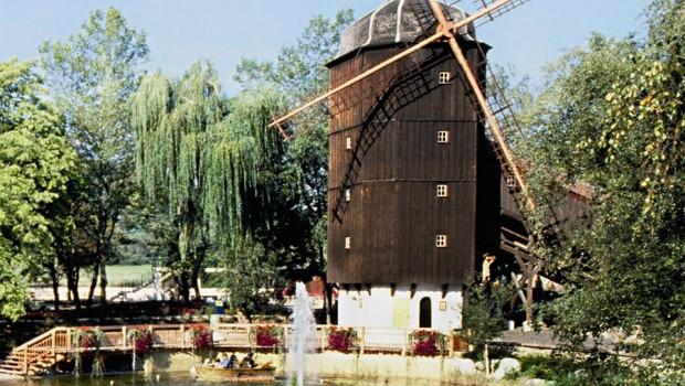 Altweibermühle im Erlebnispark Tripsdrill