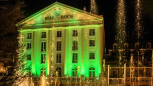 "Hotel ""Bell Rock"" im Europa-Park (St. Patrick's Day)"