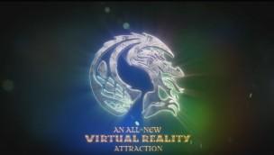 Busch Gardens Williamsburg kündigt neue VR-Attraktion für 2018 an: Erster VR Motion Simulator in Nordamerika