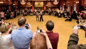 Europa-Park veranstaltete Euro Dance Festival 2017: Die weltbesten Tänzer zu Gast im Europa-Park