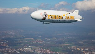 Das Europa-Park-Luftschiff hebt wieder ab: Mit dem Zeppelin über den Bodensee