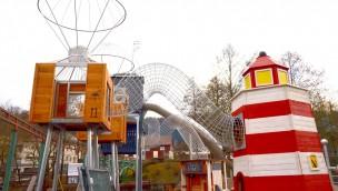 """Freizeitpark Lochmühle 2017 neu mit Attraktion """"Lochmill Discoverer"""""""