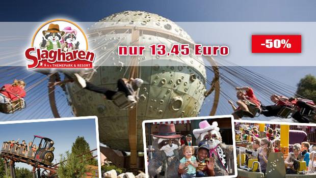 Günstige Slagharen-Tickets 2017 - 2