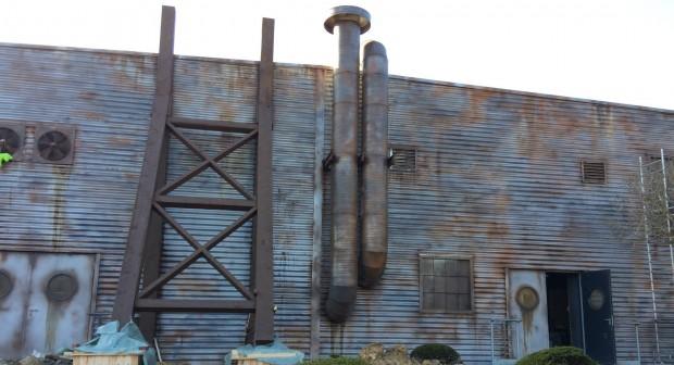 """Ghostbusters 5D"" im Heide Park"