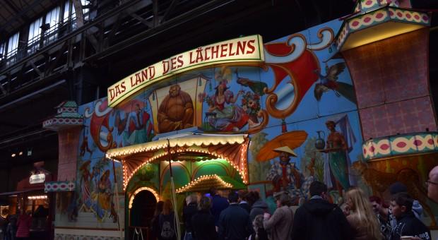 Historischer Jahrmarkt Bochum 2017