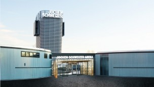Eröffnungsdatum der Jochen Schweizer Arena rückt näher: In drei Tagen öffnet die Extremsport-Halle nahe München erstmals ihre Pforten