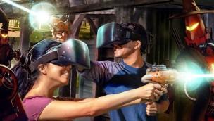 """Knott's Berry Farm gibt nähere Details zu neuer Virtual-Reality-Attraktion bekannt: Eröffnung von """"VR Showdown In Ghost Town"""" für April 2017 geplant"""