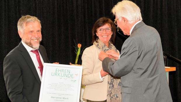 Marianne Mack AWO Auszeichnung