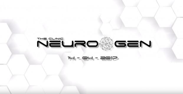 "Logo zu ""NeuroGen"" in Walibi Holland"