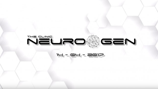 Logo zu NeuroGen in Walibi Holland