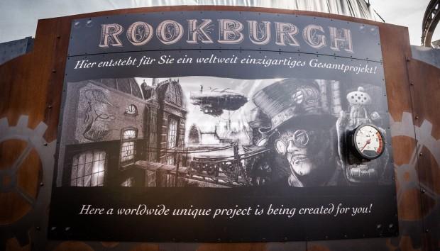 "Ankündigung von ""Rookburgh"" im Phantasialand"