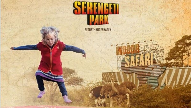 Serengeti-Park Indoor Safari