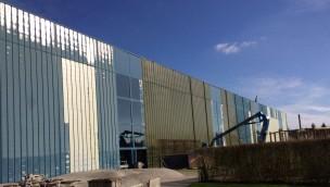 """Toverland gestaltet Außenwand von Indoor-Halle """"Land van Toos"""" um"""