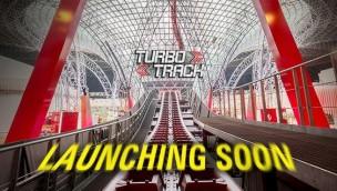 """So fährt """"Turbo Track"""": Ferrari World Abu Dhabi zeigt Video mit ersten OnRide-Eindrücken vom neuen Shuttle Coaster"""