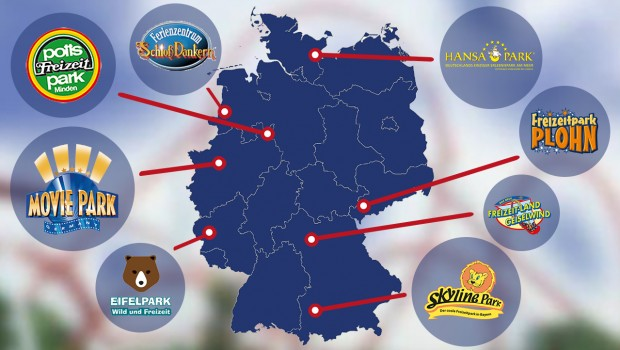 Achterbahn-Neuheiten 2017 in Deutschland
