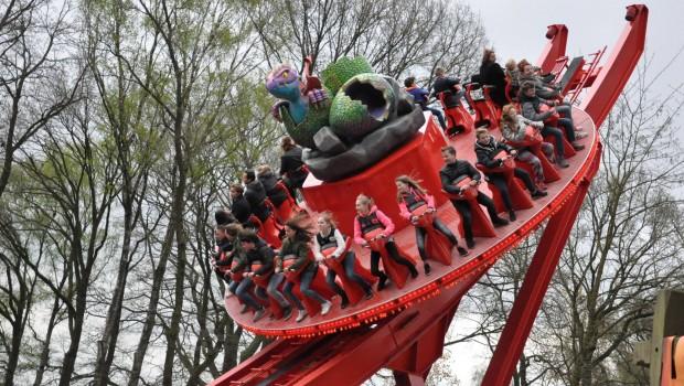 Avonturenpark Hellendoorn Draken Nest