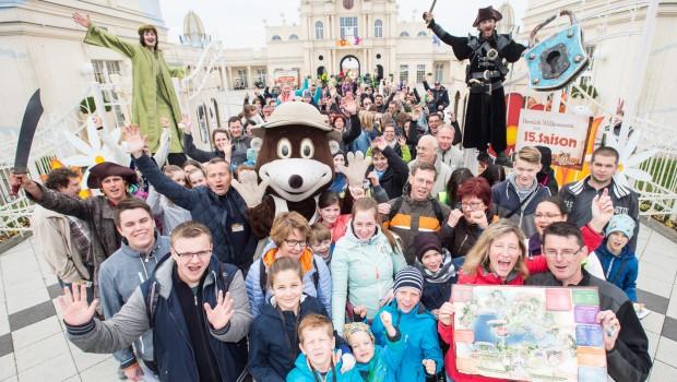BELANTIS 2017 Besucherzahlen Saisonstart