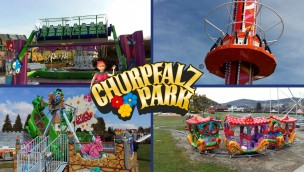 Churpfalzpark Loifling bereit für die neue Saison: Blick auf die neuen Attraktionen 2017