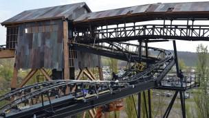 """Schienenschluss bei """"Dawson Duel"""" in Bellewaerde:  Duelling Alpine Coaster nähert sich Eröffnung im Mai 2017"""