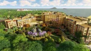 "Hong Kong Disneyland Resort eröffnet neues Hotel ""Disney Explorers Lodge"" am 30. April 2017"