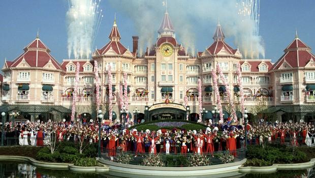 Disneyland paris 1992 - Eröffnung