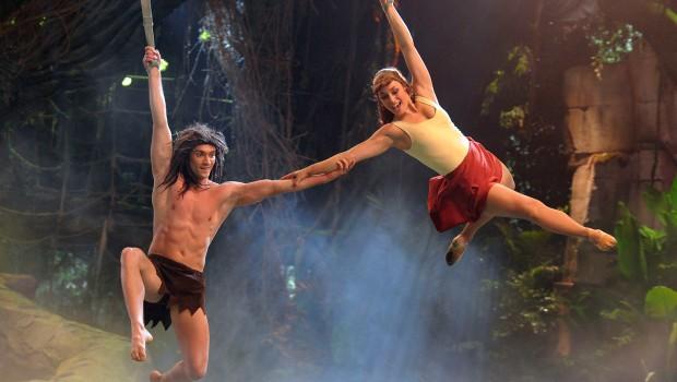 Disneyland Paris 2000 Tarzan The Encounter