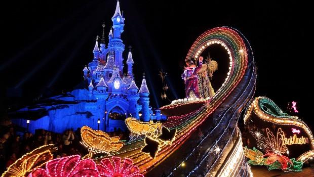 Disneyland Paris 2003 Disney Fantillusion