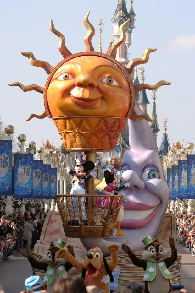 Disneyland Paris 2007 - Disneys Once Upon A Time