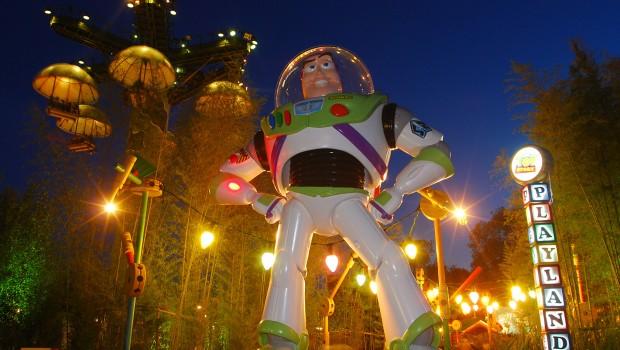 Disneyland Paris 2010 Toy Story Playland