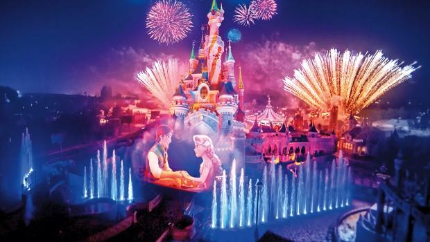 Disneyland Paris 2012 Disney Dreams
